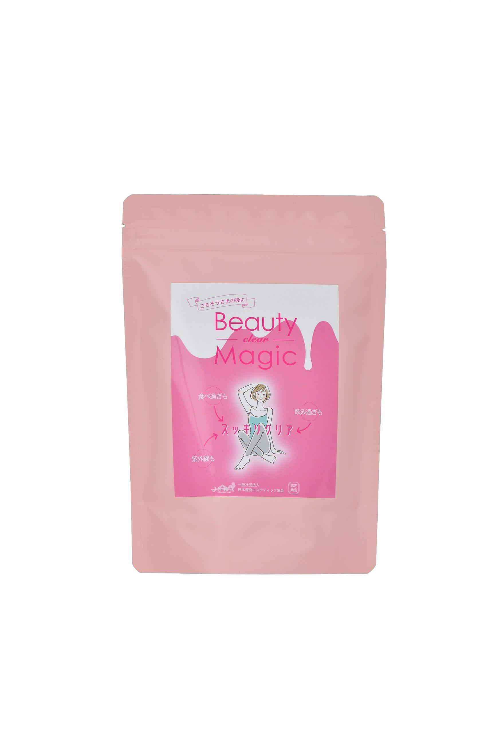 Beauty Magic (clear)</br>ビューティーマジック</br>クリア(32本)